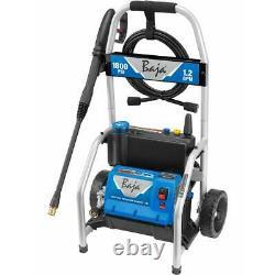 Baja 1,800 PSI Electric Pressure Washer with Turbo Nozzle