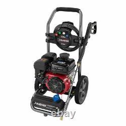 Black Max 3100 PSI Gas Pressure Washer, 212cc OHV Engine
