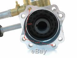 Briggs & Stratton 198164GS Pressure Washer Water PUMP 2.5 GPM 2600 PSI