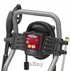 Briggs & Stratton 3000 PSI (Gas Cold Water) Pressure Washer with Quiet Sense