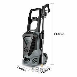 CASULO 3500PSI 2.6GPM Electric Pressure Washer High Power Water Cleaner Machine