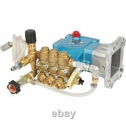 CAT Pressure Washer Pump Assembly- 4200 PSI 3.5 GPM Direct Drive Gas