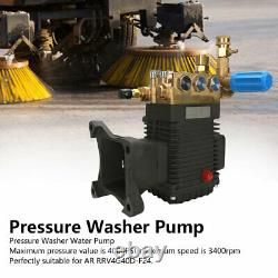 Cat General 4000PSI 3400RPM Replacement Pressure Washer Water Pump RRV4G40D