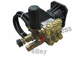 Comet ZWD4040 High Quality Pressure Washer Pump and Assembly ZWD4040G 4000 psi