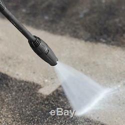 DEKOPRO 2030 PSI Electric Pressure Washer with Power Hose Nozzle Gun