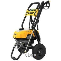 DeWALT DWPW2400 2400 PSI 1.1 GPM Cold Water Electric Pressure Washer with Nozzles