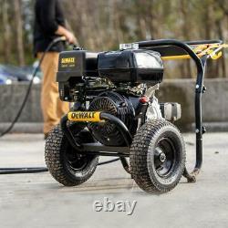 DeWalt 4,000 PSI 3.5 GPM Gas Pressure Washer with Honda Engine