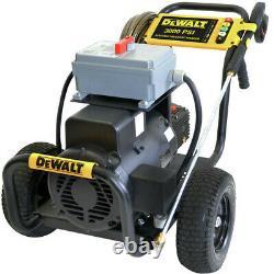 DeWalt 60783 3000 PSI 4.0 GPM Electric Pressure Washer New