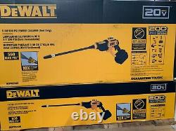 DeWalt DCPW550B 20V Max 550 PSI Cordless Power Cleaner (Tool-Only)