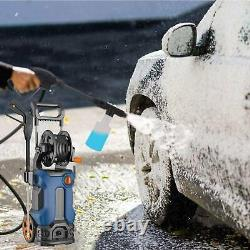 Electric Pressure Washer Home High Power Water Cleaner Machine 2.6GPM 3500PSI US