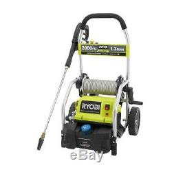 Electric Pressure Washer Reconditioned Water 2000 PSI 1.2GPM Power Cleaner