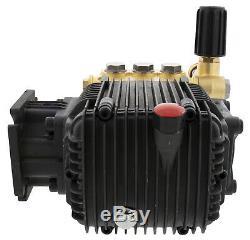 Erie Tools Triplex Pressure Washer Pump for Cat General AR 3.1 GPM 3000 PSI