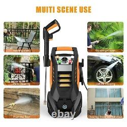 Famistar Max 2300PSI Pressure Washer Electric 1800W High Pressure Power Washer C