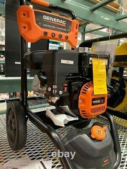GENERAC 3100psi Gas-powered Pressure Washer with PowerDial Gun SHIPS FREE