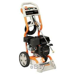 Generac 6593 2700 PSI, 2.3 GPM Residential Turbo Pressure Washer, 49-State