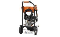 Generac 7019 3100 PSI, 2.4 GPM OneWash Pressure Washer, PowerDial Gun (CARB)