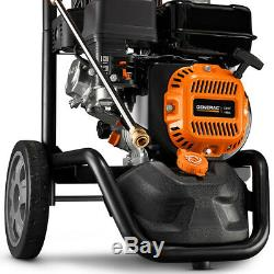 Generac 7019 3100-Psi 2.4-Gpm Residential Pressure Washer with Powerdial Gun