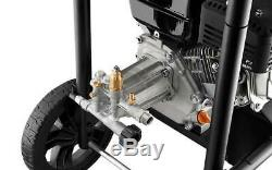 Generac 7954 2900 PSI 2.4 GPM Residential Pressure Washer System with Tank