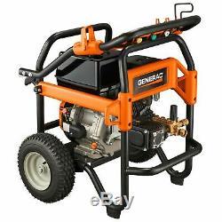 Generac 9488 4200 PSI 4.0 GPM Pressure Washer Pro-grade hose + 5 nozzles