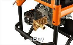 Generac 9488 4200 PSI 4.0 GPM Pro Pressure Washer Hose + 5 nozzles Recon