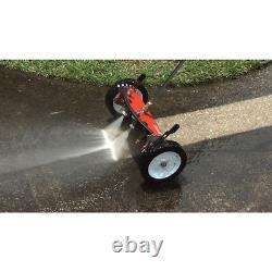 General Pump 2100306 12 4500 PSI Trikleener Pressure Washer Water Broom