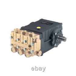 General Pump T1011 Pump, 47 Series Belt Drive 5.6 GPM@2000 PSI, 1450 RPM, 24mm S