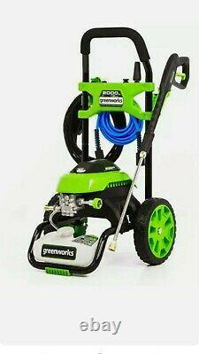 Greenworks 2000-PSI 13 AMP 1.2-GPM Electric Pressure Washer 5106202