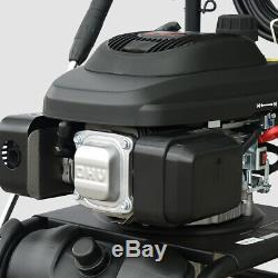 HUMBEE Tools WG-3200 3,200 Psi Gas Pressure Washer, Black, EPA and CARB