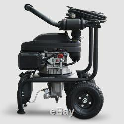 HUMBEE Tools WG-3200 3,200 Psi Gas Pressure Washer, EPA and CARB