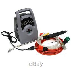 HVAC AC Clean Condenser Evaporator Coils 145psi High Pressure Washer Spray Clean
