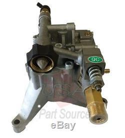 Homelite 308653052 2800 psi PRESSURE WASHER PUMP Troy Bilt Husky Briggs & Strat