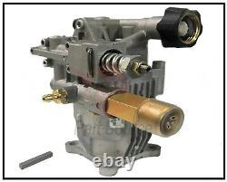 Homelite 3100 psi Universal POWER PRESSURE WASHER WATER PUMP 2.5 gpmá308653071