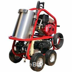Hot2Go SH Series Professional 4000 PSI (Gas Hot Water) Pressure Washer with E