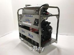 Hot/Cold Water Pressure Washer-10gpm/3600psi-new-SS Frame/Panels