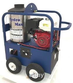 Hot/Cold Water Pressure Washer 4gpm/4000psi-new