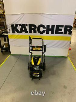 Karcher G 2700 2.5 GPM 2700 PSI Gas Pressure Washer withKarcher KPS Engine