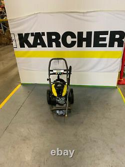 Karcher G 2900 X 2900-PSI 2.4 GPM Home & Garden Gas Pressure Washer