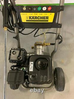 Karcher G 3200 OC 3200-PSI 2.4 GPM Home and Garden Gas Pressure Washer