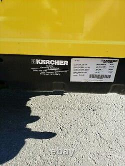 Karcher HDS1000 Hot water pressure washer- Refurbished 2000 PSI 4.5 GPM