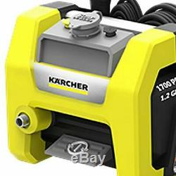 Karcher K1700 Cube 1700 PSI (Electric Cold Water) Pressure Washer