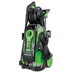Kawasaki Ninja 1800 PSI Electric Pressure Washer with Hose Reel 842057