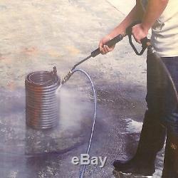 Kranzle 4000PSI/260BAR pressure washer sand blaster, paint stripper kit