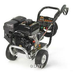 MI-T-M GC-4000-0MMB Heavy Duty 4000 psi 3.4 gpm Cold Water Gas Pressure Washer