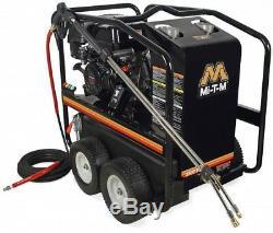 Mi-T-M HSP Series Hot Water Pressure Washer 3500PSI 3.3GPM HSP-3504-3MGK
