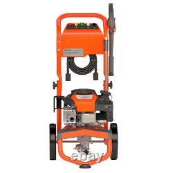 Murray 3,100 PSI 2.5 GPM Gas Pressure Washer with Briggs & Stratton Engine