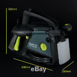 NORSE Professional Portable Electric High Power Pressure washer 1900psi SK90