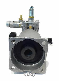 New 2600 PSI Pressure Washer Pump for Excell EXH2425 with Honda Engines with Valve