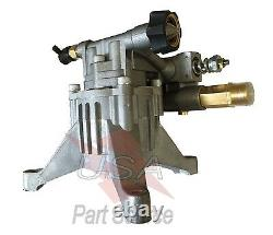 New 2700 PSI PRESSURE WASHER WATER PUMP Campbell Hausfeld PW220000LE