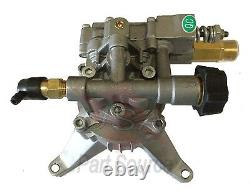 New 2700 PSI PRESSURE WASHER WATER PUMP fit Excell Devilbiss PWH2500 DTH2450