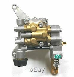 New 3100 PSI Upgraded POWER PRESSURE WASHER WATER PUMP Husky HU80432 HU80432A